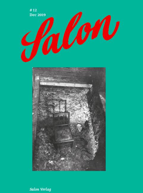 SALON MAGAZIN No. 12, Salon Verlag, Köln